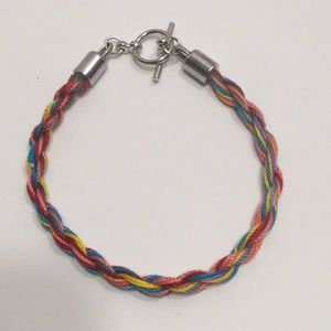 Cotton Thread Rope Bracelet
